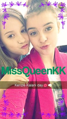 @missqueenkk  Here's your Edit! I did a snapchat Kenzie and Kalani Edit. Hope you like it!