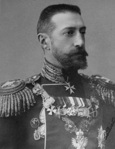 Grand Duke Konstantin Konstantinovich of Russia