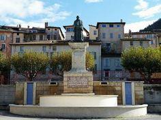 Boulevard Gassendi, Dignes-les-Bains