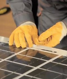 How to make your own Solar Panels