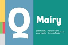 Mairy (Update v1.1) by Typesketchbook Foundry on @creativemarket