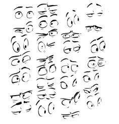 expressions cartoon