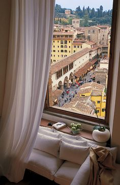 Hotel Continentale - Florence, Italy