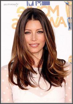 Jessica Biel Hair Idea