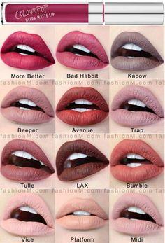 1000+ ideas about Matte Lips on Pinterest | Lipstick, Lip cream ...