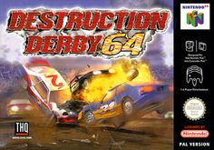 I'm at this tournament of destruction tonight and all I can think about is why hasn't there been another destruction derby game? Nintendo 64 Games, Nintendo N64, Playstation, Derby Games, Video Game Collection, Original Nintendo, Classic Video Games, Destruction, Video Game Console