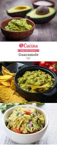 Guacamole Dip Recipes, Snack Recipes, Cooking Recipes, Healthy Recipes, Snacks, Antipasto, Tex Mex, Finger Foods, Guacamole