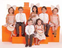 Una de nuestras propuesta incluye el anaranjado, un color que le dará un estilo único al cortejo.