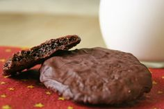 Vegan & Gluten-Free Thin Mints.