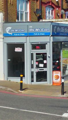 Cool name for a chip shop:-)
