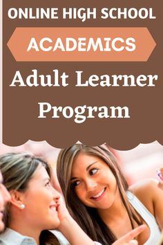 Adult learners program are a diverse group, with a wide range of educational and cultural backgrounds, adult responsibilities and job experiences. They typically do not follow the traditional pattern of enrolling in secondary education if they were unable to complete high school. . #onlinehomeschool #homeschool #onlinemiddleschool #virtualschool #virtualhighschool #virtualmiddleschool #virtualhomeschool #homeschooling #onlinehomeschooling #onlinevirtualschool #onlineschoolcourse… Accredited Online High School, Virtual High School, Online Middle School, American High School, No Experience Jobs, Homeschooling, Backgrounds, Range, Student