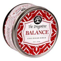Balance Chai Sugar Scrub 16oz
