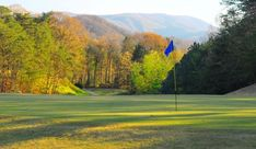 Gatlinburg Golf Course offers stunning views of the Great Smoky Mountains! Gatlinburg Vacation Rentals, Golf Course Reviews, Best Golf Courses, Great Smoky Mountains, Stunning View, Beautiful, The Great Outdoors, Tennessee, Places To Go