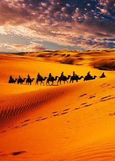 Desert .:. .:. image credit:  furkl.com/desert/  .:. .:. #Ambit #Orange #EnergyGoldRush snow.EnergyGoldRu...