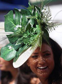 Fashion Police Files - Aintree Ladies' Day 2012