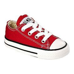 Converse -Toddler Chuck Taylor All Star - Red