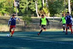 Team America 96 (TAFC96) vs BFC Barca 96 Elite (NCSL U18/U19 Division 1, October 5, 2014)- Tommy Orozco #15, Haruto Kato #4