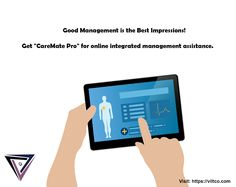 CareMate Pro works on logins; hence data security becomes a non-issue. Data access is given based on the role of the person – Receptionist, doctor, nurse, radiologist, etc.  For better patient management consider implementing a hospital management software, Call our PR at +1 917 717 9985 or email us at connect@viltco.com, to get further details  #CareMatePro #hospitalmanagementsystem #HMSbyViltco #hospitalmanagementsysOdoo #Odoo13 #hospitalsysSaaS #hospitalsoftware… How To Become, How To Get, Receptionist, Software Development, Connect, Management, Technology, Tech, Tecnologia