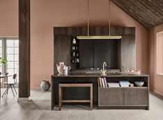 """Képtalálat a következőre: """"jotun 20120 organic red"""" Colour Shade Card, Jotun Lady, Red Kitchen, Red Interiors, Wall Colors, Color Trends, Home Interior Design, Color Inspiration, Pure Products"""