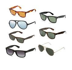 7485d18c42 Sunglasses 155189  Ray-Ban Sunglasses Wayfarers And Aviators Your Choice In  Color