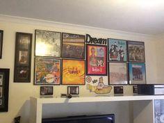 Some more pics of Joel's  drum room