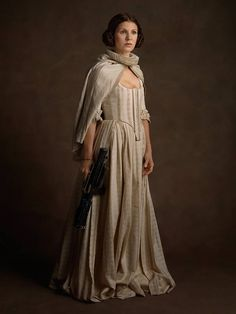 Elizabethan Leia