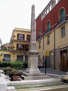 Archeoarcanememory - Ambasciata d'Agarthi: BENEVENTO: Iside, i Sanniti e le streghe...