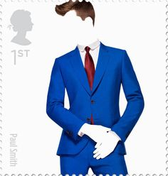 Fashion Stamp Collection by Royal Mail