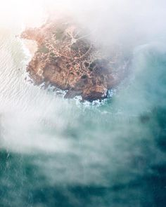 There's really nothing more spectacular than the ocean. Gabriel Scanu's stunning aerial shots of coastlines and sea waves just goes to show the impressive magnitude of the ocean landscape. The young Australian photographer travels from country to country, sending his drone into the sky to capture