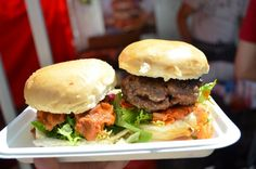 Galbi Bros – Korean BBQ Burgers - Guide Street Food à Londres