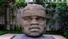 Ancient Olmec Head Displays Negro features in Mexico – the hindsight project