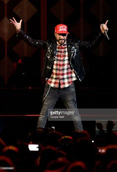 Recording artist A. J. McLean of music group Backstreet Boys performs onstage at 106.1 KISS FM's Jingle Ball 2016 presented by Capital One at American Airlines Center on November 29, 2016 in Dallas, Texas.