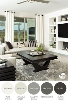 Neutral Color Schemes Can Be Tricky. Pair Soft Paint Colors With Dark  Furniture And Light Part 82