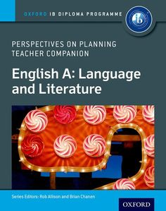 Providing vital teacher support for English A Language and Literature, this teacher companion helps you address the syllabus aims, supports assessment preparation and ensures teaching fully incorporates the IB approach. ISBN: 9780198332671