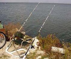 Fishing Rod Holders - Fishing Tips That May Meet Your Needs Fishing Pole Holder, Fly Fishing Rods, Fishing Knots, Gone Fishing, Trout Fishing, Kayak Fishing, Fishing Tips, Fishing Stuff, Fishing Storage