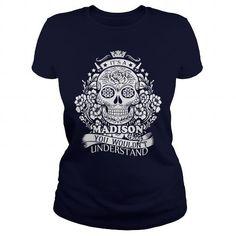 I Love MADISON - Sugar Skulls Tee T-Shirts