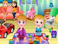 Play Baby Hazel Playdate on Topbabygames.com. Baby Hazel and Baby Jake are friends. They enjoy playing together. esta priti