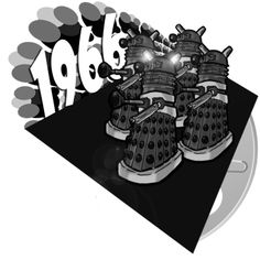 1966 Dalek Invasion Earth 2150 at 50