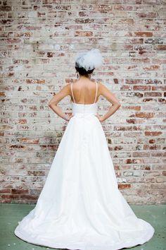 Modern Black and Gold Wedding Ideas featured on Wedding Chicks! // http://www.weddingchicks.com/2013/12/31/black-and-gold-wedding-ideas/