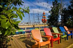Penn's Landing: a hub of family-friendly activity throughout the year (Photo by M. Edlow for Visit Philadelphia)