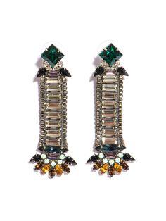 dannijo DIJ-F-CATALINA jewellery SILVER MULTI