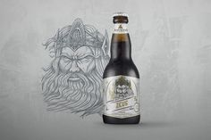 Abismo Craft Brewery on Packaging of the World - Creative Package Design Gallery
