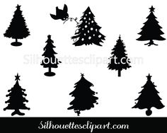 Christmas Tree Vector Graphics Download