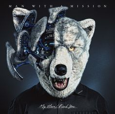 MAN WITH A MISSION ニューシングル「My Hero / Find You」 渋谷でライブペインティングによるジャケ写解禁! シングル内容詳細も発表 | MAN WITH A MISSION