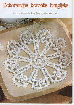 Linikud - Eili Einama - Picasa Web Albums Bruce and flower doily Freeform Crochet, Crochet Motif, Crochet Lace, Crochet Hooks, Love Crochet, Irish Crochet, Lace Patterns, Crochet Patterns, Lace Tape