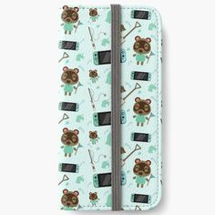 Iphone Wallet, Iphone Cases, Animal Crossing, Nintendo Switch, My Arts, Art Prints, Printed, Awesome, Animals
