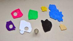 El Rincon de Fri-Fri: Mezclas de colores en arcilla polimérica: Colores Pantone Primavera - Verano 2014