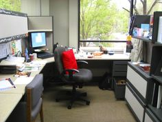 Cubicle makeover: Part 2