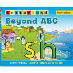 Beyond ABC: Story Phonics - Making Letters Come to Life! (Letterland)