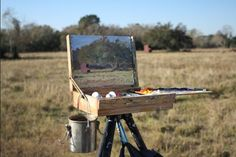 Last month after sharing my own lightweight sketch easel design, I put out a call to all you Do-It-Yourselfers to share your home-built sk...